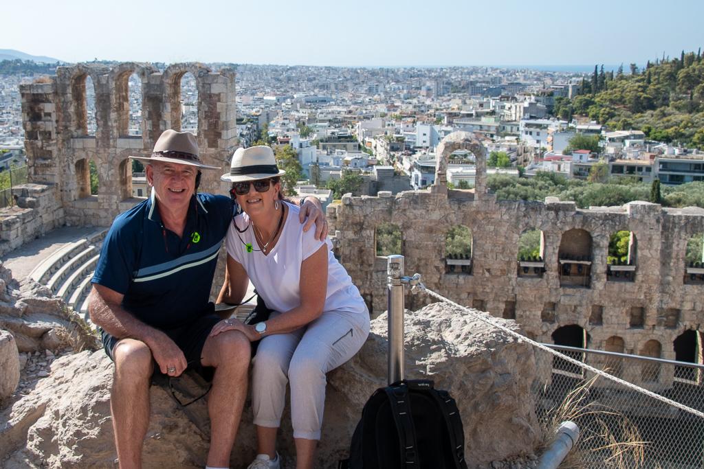 Acropolis - Athens - Mediterranean Cruise Blog